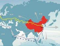 """商务部:中国与""""一带一路""""相关国家贸易合作基础牢固仍有很大潜力"""
